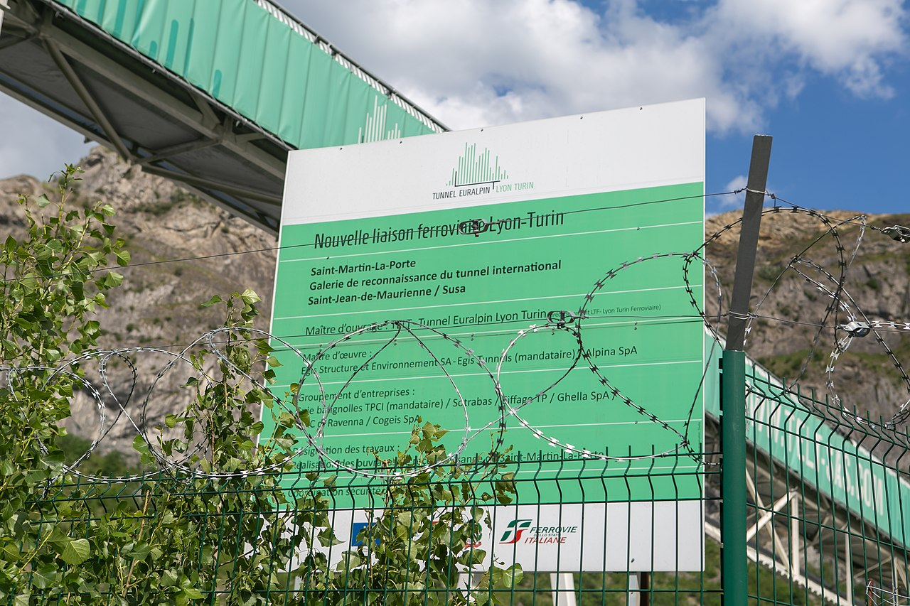 Entreprise D Architecture Lyon file:travaux tunnel lyon-turin - 2019-06-17 - img 0359