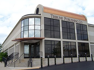Columbia Daily Tribune - The Tribune Publishing Company Headquarters
