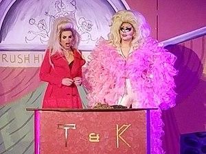 Trixie Mattel - Katya Zamolodchikova and Trixie Mattel