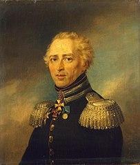 Portrait of Khristian I. Trouzson (1742-1813)