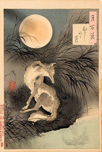 tsukioka yoshitoshi - image 6