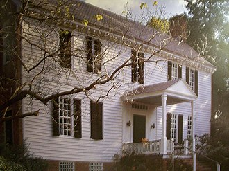 Virginia Landmarks Register - Image: Tuckahoe plantation