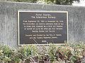 Tukwila - Foster Station historical marker.jpg