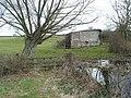 Tumbledown outbuilding, Eldersfield - geograph.org.uk - 717598.jpg