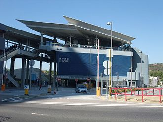Ngong Ping 360 - Tung Chung Cable Car Terminal