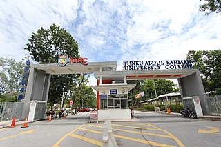 Tunku Abdul Rahman University College Private university college in Malaysia