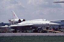 Tupolev Tu-22LL at MAKS-1993 airshow.jpg