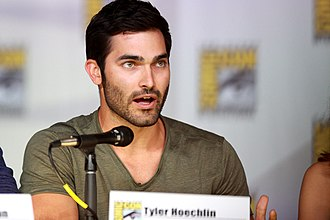Tyler Hoechlin - Hoechlin at the 2013 San Diego Comic Con