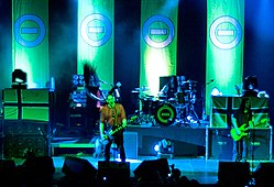Type O Negative in performance (Columbiahalle, Berlin - 15 June 2007)