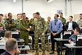 U.S., Israeli Officials Visit Juniper Cobra 2016 (25256968705).jpg