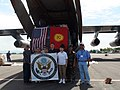 U.S. Embassy Bishkek FSO With Relief Workers and Osh Airport Staff (4744591742).jpg
