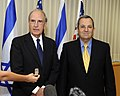 U.S. Special Envoy George Mitchell Meets With Israeli Defense Minister (3764308330).jpg