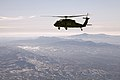 UH-60 Blackhawk helicopter flies above the Afghan countryside.jpg