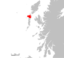 Territori de North Uist