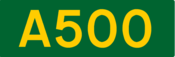 A500 road shield