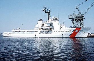 SLNS Samudura - Image: USCGC Courageous WMEC 622