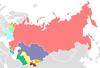 מדינות ברית המועצות לשעבר