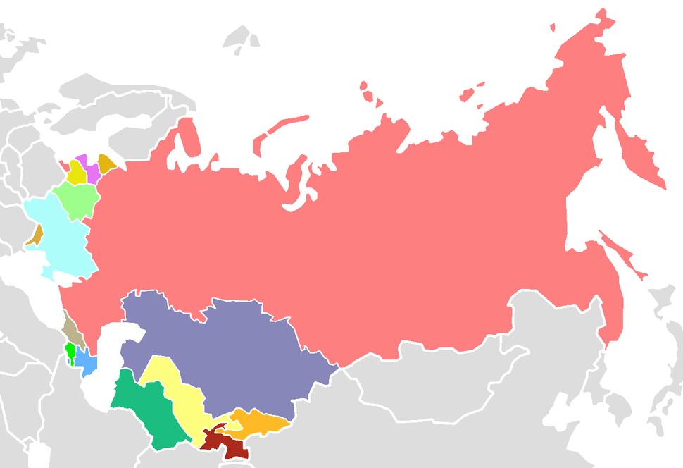 USSR Republics de