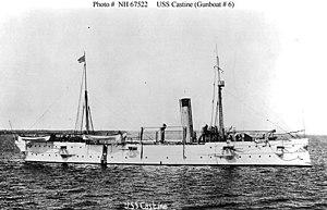 Jerauld Wright - USS Castine