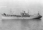 USS Chandeleur (AV-10) underway, circa in December 1942.jpg