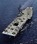 USS Hornet (CVS-12) aerial view in 1959.jpg