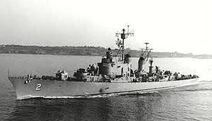 USS Mitscher (DL-2) underway c1953.jpg