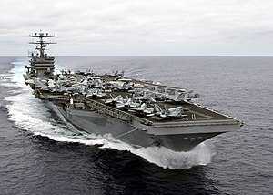 US Navy 010730-N-6234S-004 USS Carl Vinson (CVN 70) underway.jpg