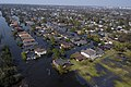 US Navy 050902-N-5328N-582 Four days after Hurricane Katrina made landfall on the Gulf Coast, many parts of New Orleans remain flooded.jpg