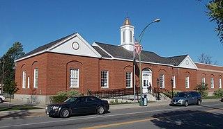 United States Post Office (Tonawanda, New York) United States historic place