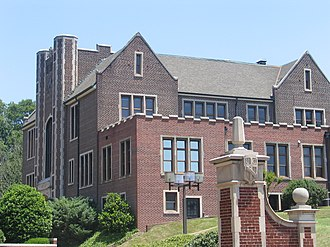 University of Tennessee at Chattanooga - Founder's Hall