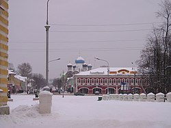 Uglich in winter