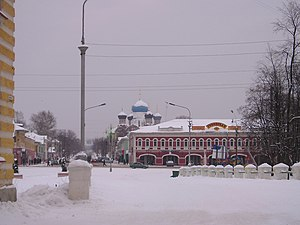 Uglich - Uglich in winter