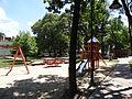 Ulanów - plac zabaw i fontanna na Rynku (05).jpg