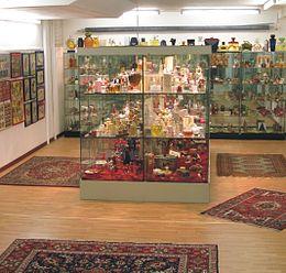 Una sala del Museo Del Profumo di Milano.jpg