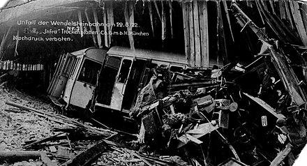 unglück der drachenfelsbahn 1953