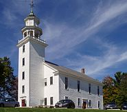 United Methodist Church - Townsend, Massachusetts