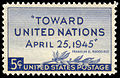 United Nations Conference 5c 1945 issue U.S. stamp.jpg