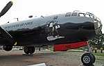 United States Air Force - Boeing B-29 Superfortress bomber plane 5 (30378053358).jpg