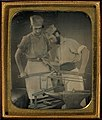 Unknown maker, American - Portrait of Two Metalworkers - Google Art Project.jpg