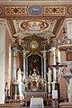 Untertilliach, Kath. Filialkirche hll. Ingenuin und Albuin (ehem. Pfarrkirche), Altar.JPG