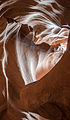 Upper Antelope Canyon Heart Formation 2013.jpg