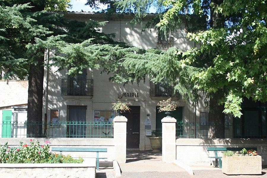 Usclas-d'Hérault (Hérault) - mairie