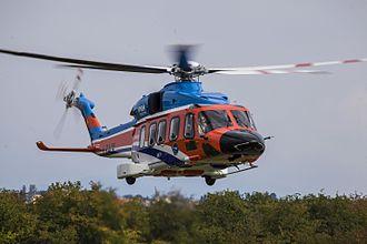 AgustaWestland AW189 - AgustaWestland AW189 of Vietnam Helicopter Corporation