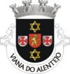 Coat of arms of Viana do Alentejo