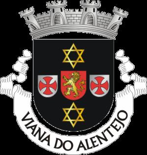 Viana do Alentejo - Image: VNT