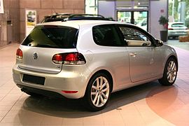 VW Golf VI TSI am 2008-10-21 (Heck).jpg