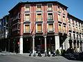 Valladolid calle Plaza Ochavo arranque Plateria ni.jpg