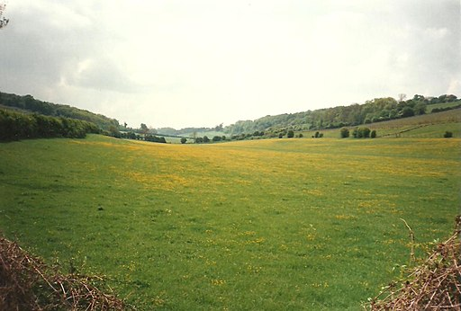 Valley View near Meopham - geograph.org.uk - 2208656