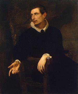 Virginio Cesarini - Virginio Cesarini, by Van Dyck