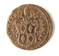 Vatikanskt mynt. Pont Max Clem IX - Skoklosters slott - 109940.tif